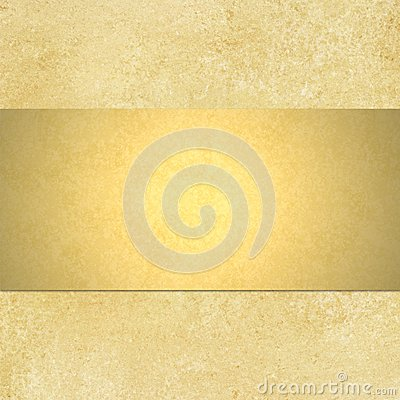 Free Gold Background With Blank Shiny Golden Ribbon Lay Royalty Free Stock Photo - 36901135