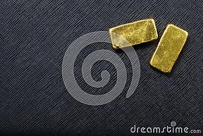 gold bar black background - photo #41