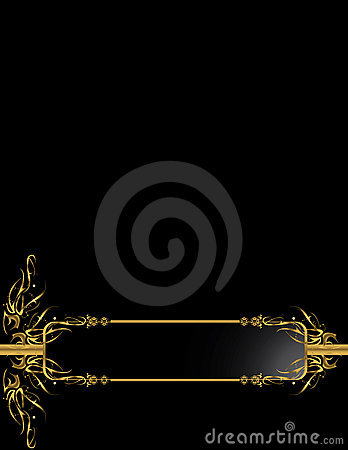 Gold Black elegant background 1