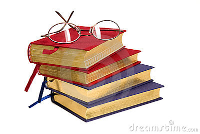 Gold Bound Books_Reading Glasses