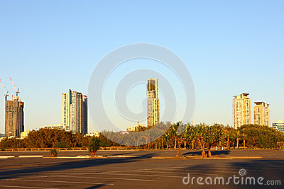 Gold Coast City Stock Image - Image: 26110341
