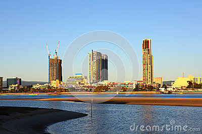 Gold coast city