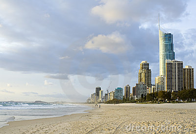 Gold Coast in Queensland Australia