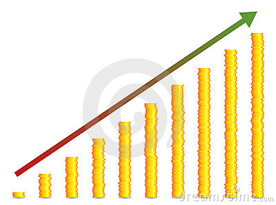 Gold Coins Graph