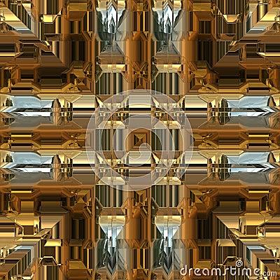 Gold Cross concept