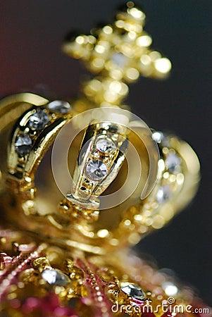 Free Gold Crown Stock Image - 8057741