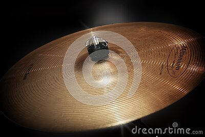 Gold Cymbals Free Public Domain Cc0 Image