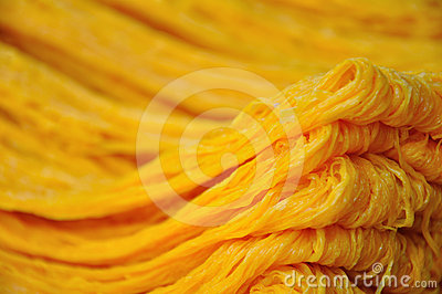 Gold Egg Yolks Thread,Thai Food