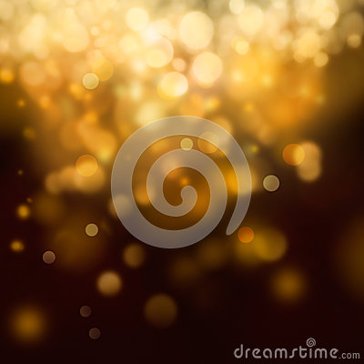 Free Gold Festive Christmas Background Stock Images - 27371924