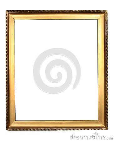 Free Gold Frame Stock Photos - 13289673