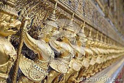 Gold Garuda