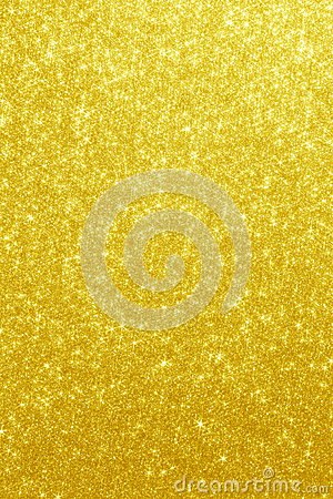 Free Gold Glitter Stars Background Royalty Free Stock Photo - 56891805