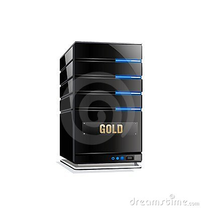 Gold Hosting Server Package