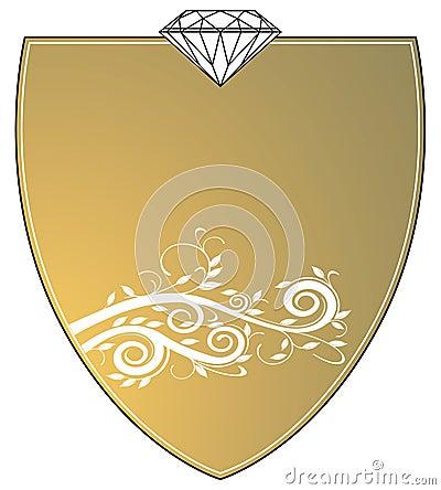 Gold jeweler sign
