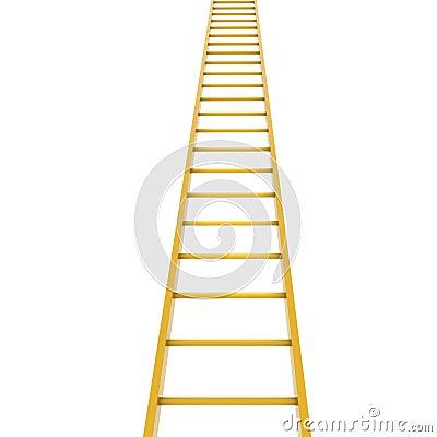 Gold ladder