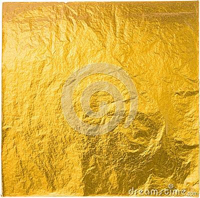 Free Gold Leaf Stock Image - 29992781