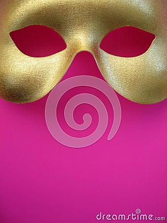 Gold Mask 3