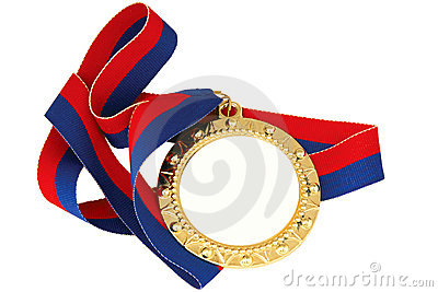 Gold Medal Royalty Free Stock Photo - Image: 2978235