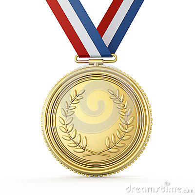 Free Gold Medal Stock Photography - 51921772