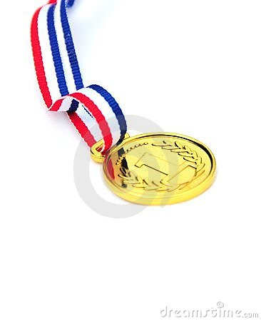 Free Gold Medal Stock Image - 6017711