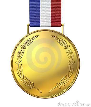 Gold medal of honour