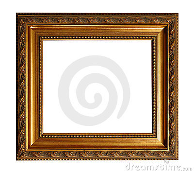 gold square frame stock photo image 57640692