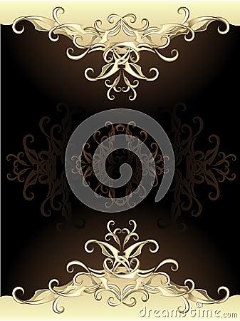 Gold original design