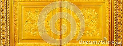 Gold Panels