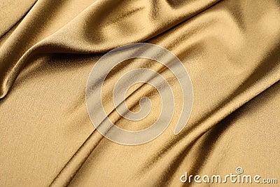 Starlight Meyammy Flower Satin Gold - Discount Designer Fabric ...