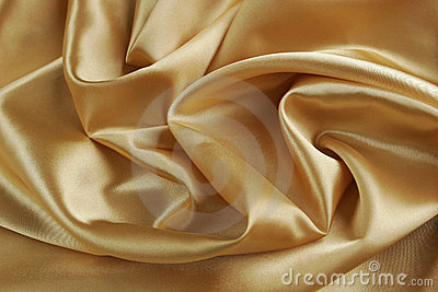 Gold Satin Background - Horizontal