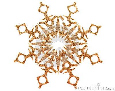Gold Snowflake Clip Art Gold-snowflake-white-7132335.jpg