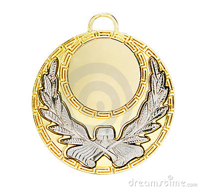 Gold Sports medal