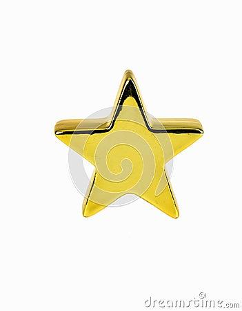 Free Gold Star Stock Photos - 94150963