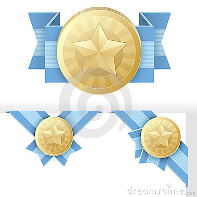 Gold Star Award, Certification, or Seal