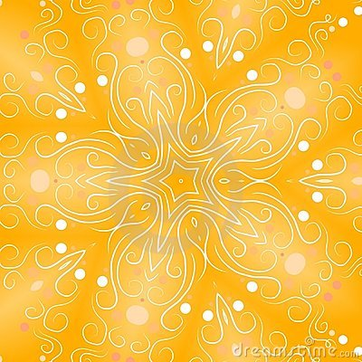 Gold Star Retro Backgrounds