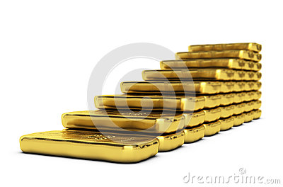 Gold value growth
