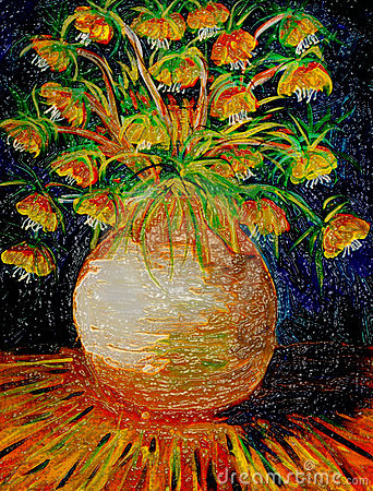 The Gold Vase