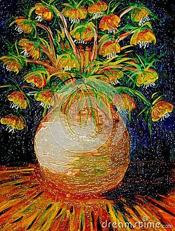 The Gold Vase