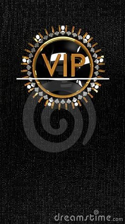 Free Gold VIP Stock Images - 17778954