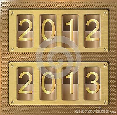 Gold website element number 2012 2013