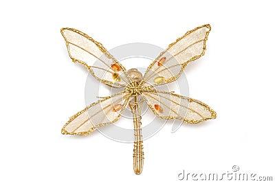 golden accessory