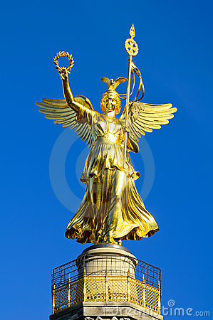 Golden angel berlin