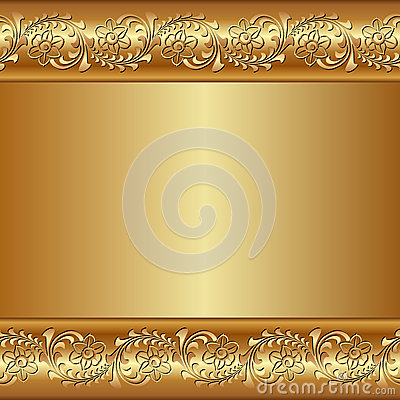 Golden background