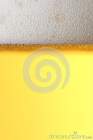 golden beer background