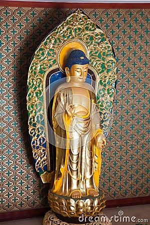 Free Golden Buddha Royalty Free Stock Images - 19890519