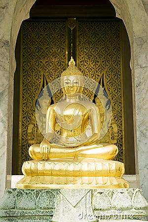 Free Golden Buddha Stock Images - 2107264