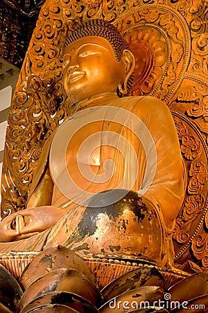 Golden Buddha 4, Byodo-In Temple