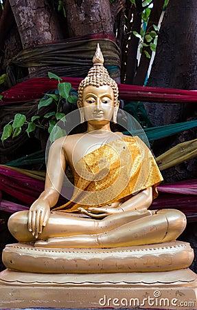 Free Golden Buddha Stock Photos - 97856183
