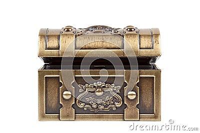 Golden chest