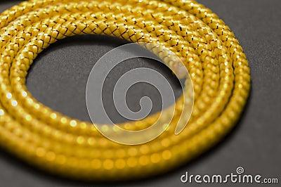Golden chord detail